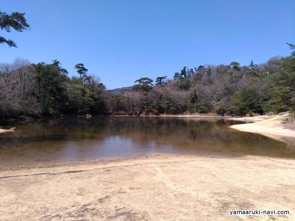 六甲山 横池